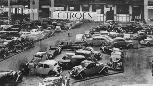 Citroën 11 nuova Traction Avant