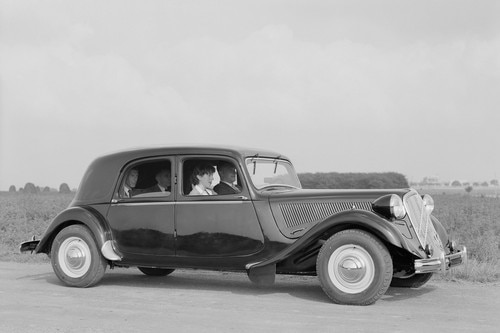 Citroën Traction Avant 15-Six
