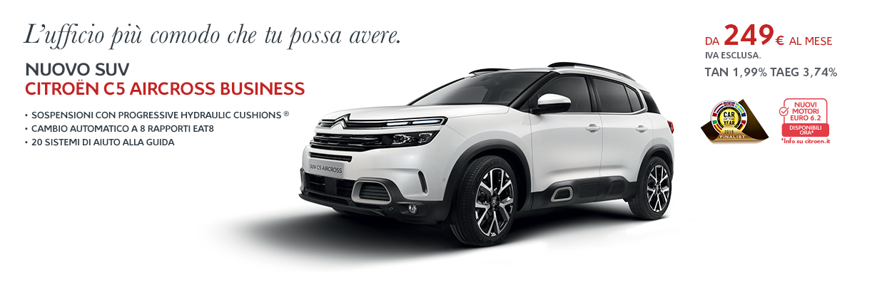 Citroen C5 Aircross Business