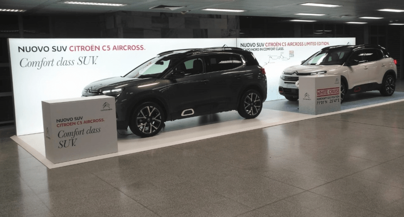 Citroen C5 Aircross Linate
