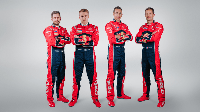 Team Citroen Racing