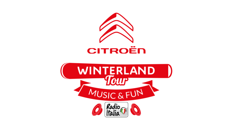 Citroen Winterland Tour