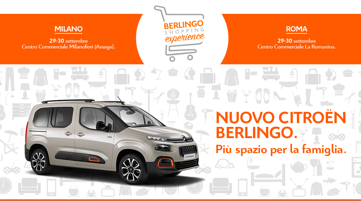 Citroen Berlingo Carrefour